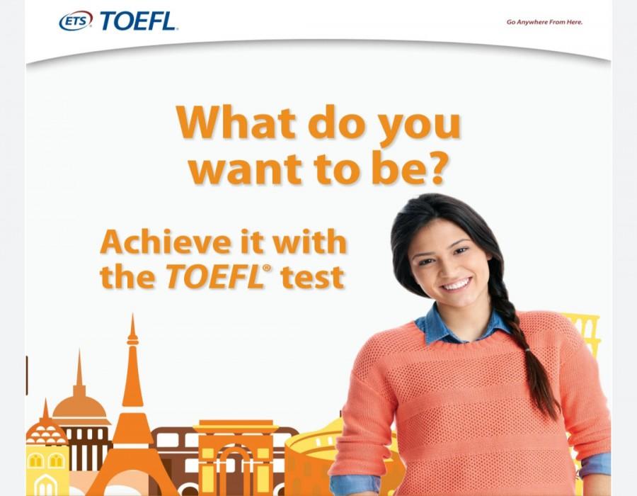 TOEFL iBT Test Site