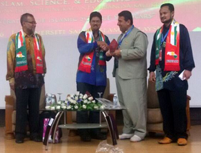 University of Zakho Participated in the Second Conference of the University of Islamic Science in Malaysia