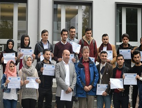 COLLEGE OF ENGINEERING PARTICIPATION IN A 9 DAY TRAINING PROGRAM IN DRESDEN/GERMANY