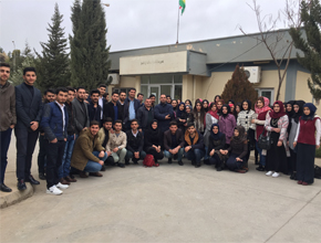 A Scientific visit to Zakho Water Directorate