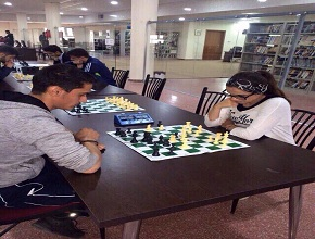 The University of Zakho organized a chess tournament