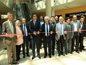 The University of Zakho participated in the Innovation Expo with the 15 different projects