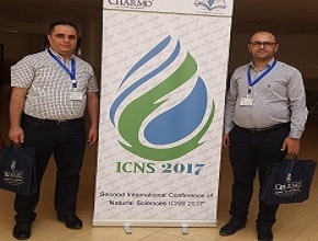 The University of Zakho Participated at the 2nd International Conference on Natural Sciences at Charmo University in Chamchamal