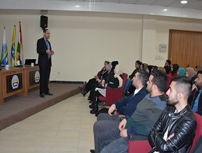 "English Department Delivered a Workshop on ""Strategies of Learning Languages"""