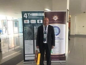 Dean of the College of Engineering Participated in International Engineering Conference (IEC2018) – Ishik University