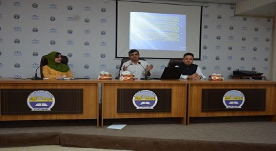 A Seminar on Modern Kurdish History Was Conducted
