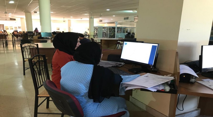 The University of Zakho Uses the Electronic Student Registration System for the Third Year in a Row
