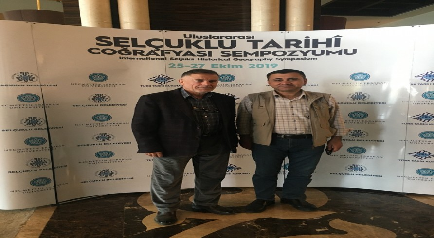 Two Lecturers from the University of Zakho Participated in an International Conference in Turkey