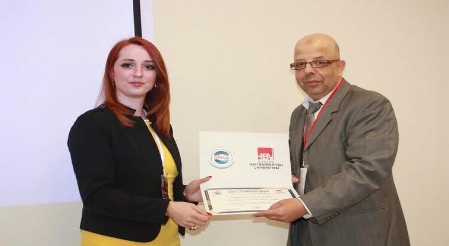 The University of Zakho Participated in an International Conference in Ankara