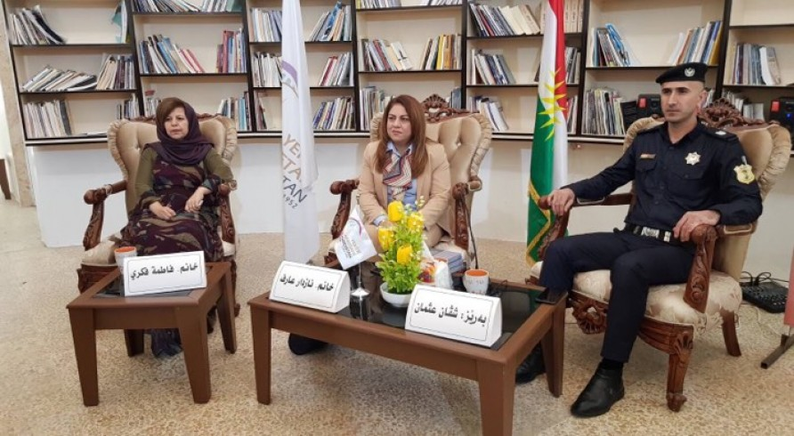 16 Days of Activism Campaign Continues in Zakho