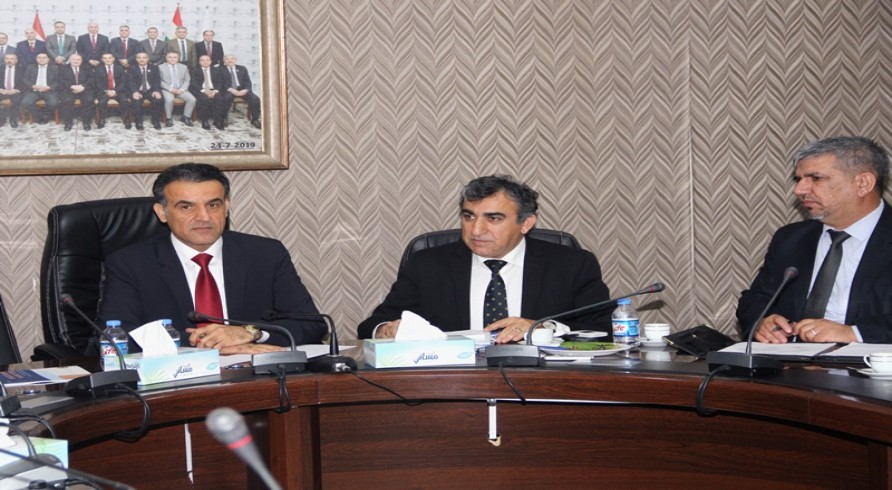 Dr. Aram M. Qadir: Colleges of Engineering Implement Bologna Process