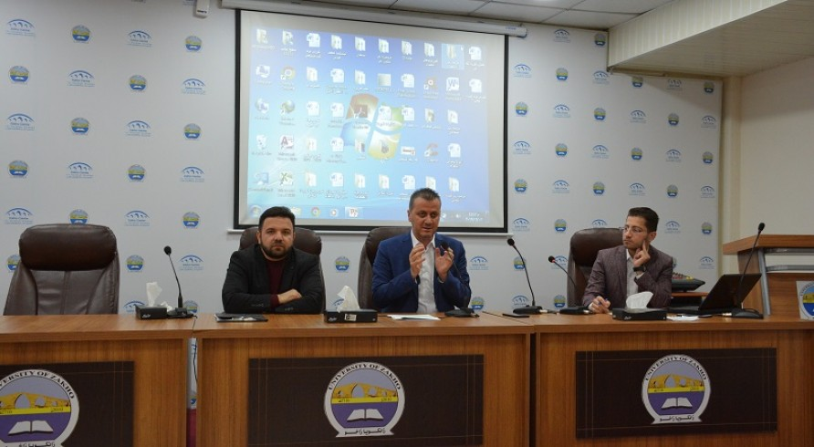 Deanery of the Faculty of Humanities Organized Two Seminars