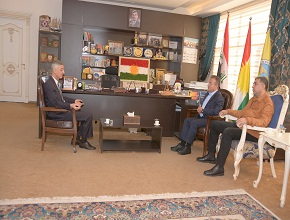 President of the University of Zakho Speaks about the Progress and Achievements of the University