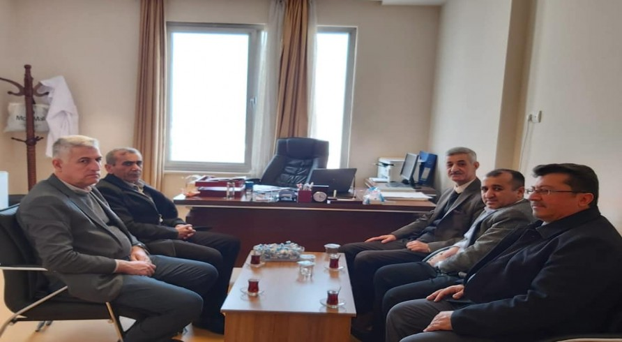 President of the University of Zakho Visited the College of Medicine