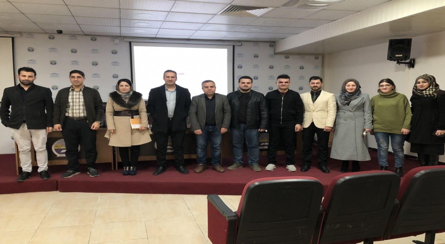 A Seminar on Presuppositions in English Language Was Conducted