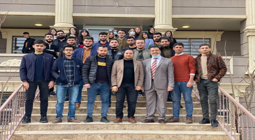 The Department of Mechanical Engineering Organizes a Tour for its Students to the Students Dormitories