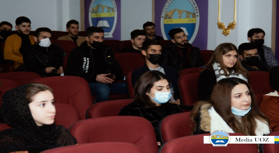 A Seminar on Gender Equality and Coronavirus Was Conducted at the University of Zakho