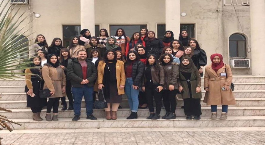 Student of Kurdish Department Conducted a Scientific Trip