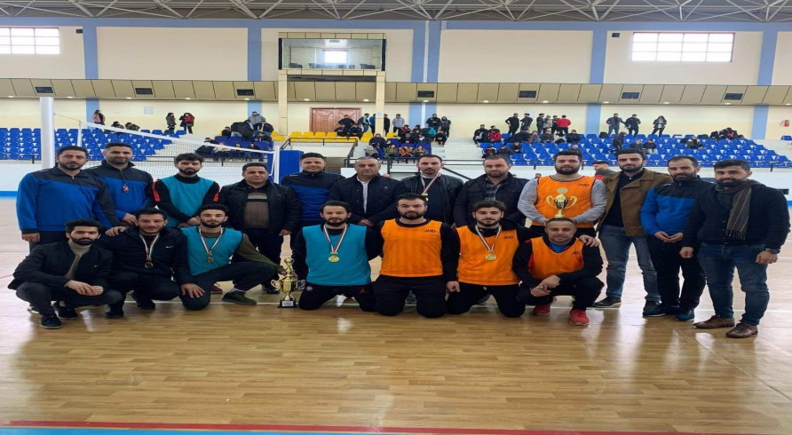 Basketball Tournament (3*3) Was Concluded at the University of Zakho