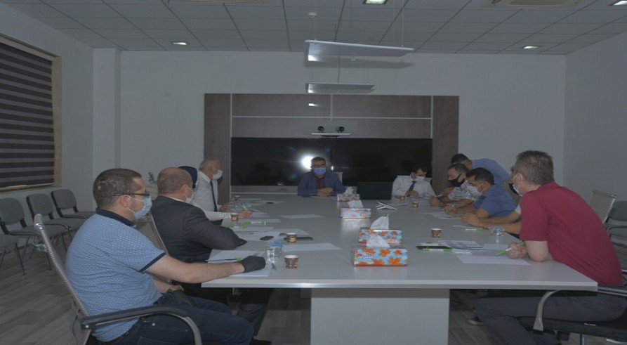 The University of Zakho Held a Meeting to Discuss Ways Increase the Number of Postgraduate Seats