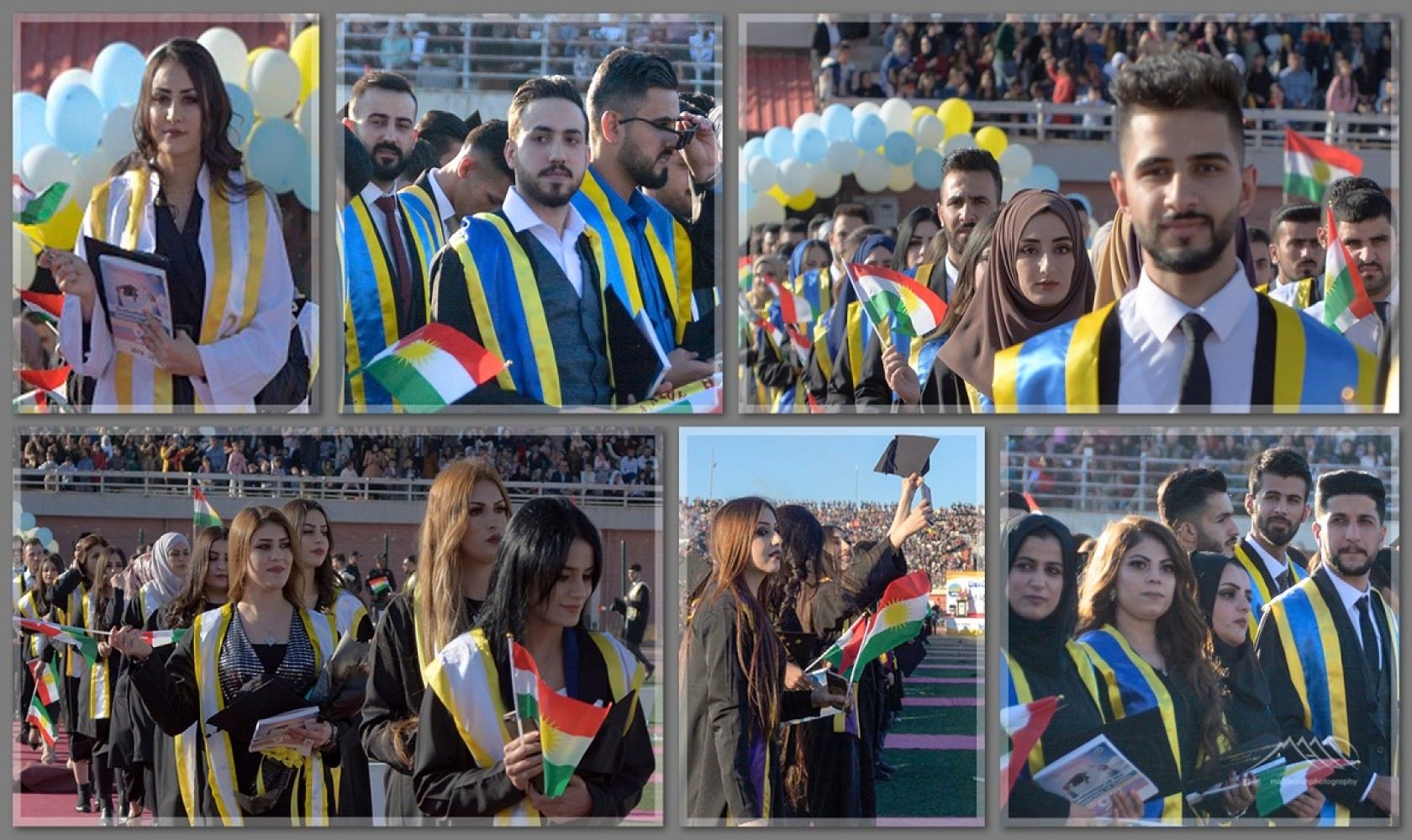 The 9th Commencement Ceremony of the University of Zakho