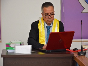 The Doctoral Dissertation of (Sanaan Sh. Melo) Was Discussed