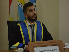 The Master Dissertation of (Suhail  M. Abdul-Rahman) Was Discussed