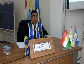 The Doctoral Thesis of (Mr. Faryad Kh. Yaseen) Was Discussed