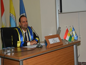 The Doctoral Thesis of (Mr. Karwan F. Sami) Was Discussed