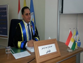 The Doctoral Thesis of Mr. Ahmed F. Abdulrahman Was Discussed