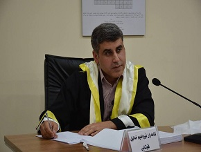 A Doctoral Thesis Was Defended By Mr.Kameran I. Khalil