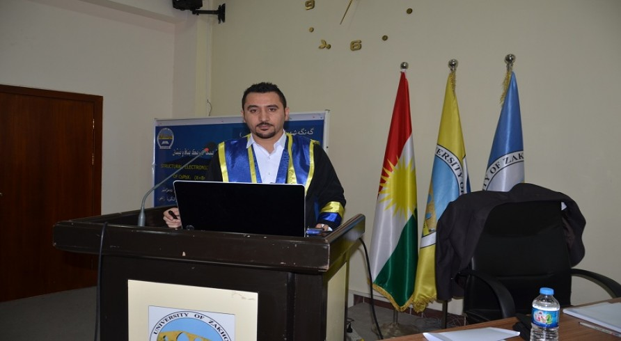 The Doctoral Dissertation of Mr. Nawzad A. Abdulkarim Was Defended